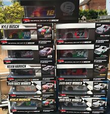 NASCAR ASSORTED 1/24 2019/2020 CARS NEW IN