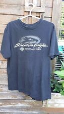 HARLEY DAVIDSON Screaming Eagle Performance Parts Black T-shirt mens  M Medium