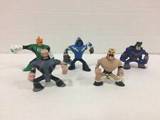 Hasbro Action League 5 Figures Batman Kanjar Ro Tomar-Re B'wana Beast Lightning!