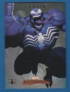VENOM Foil Card | 2007 Marvel Masterpieces Spider-Man Fleer Sub-Set S3