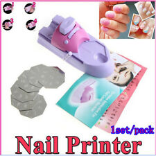 Automatic Nail Art Printer Easy Printing Pattern Stamp Manicure Machine Stamper