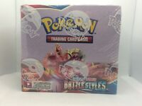 Pokemon TCG Sword & Shield Battle Styles Booster Box. New/Sealed.