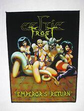 CELTIC FROST Emperor's Return Back Patch Hellhammer Bathory Venom Sodom Shirt