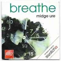 CD -  Midge ure - Breathe