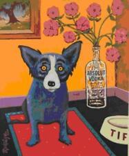 "Blue Dog George Rodrigue    ""Absolute Rodrigue""     MAKE  OFFER     BA DSS"