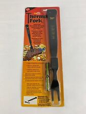 Tru Cook Thermo Fork with Instant Read Thermometer As Seen on TV BBQ - Brand New