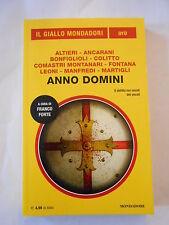 IL GIALLO MONDADORI oro n.18-ANNO DOMINI - AUTORI ITALIANI sc.63