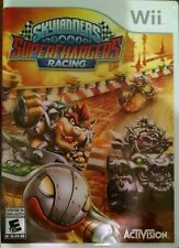 Skylanders SuperChargers Video Game Only! for Nintendo Wii 2015