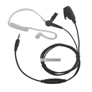 Samsung / iPhone Phone Covert acoustic Earpiece for Bodyguard, Security personal