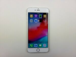 Apple iPhone 6 Plus (A1522) 16GB - Silver (GSM Unlocked) - Issues *READ* - K5830