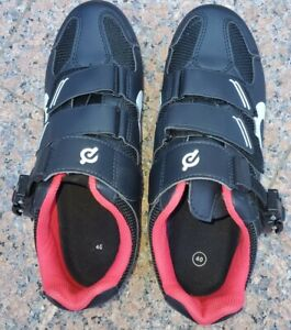 Peloton Cycling Shoes With Cleats Size 40
