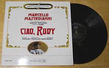 """12"""" LP 33 Armando Trovajoli CIAO RUDY commedia musicale M.Mastroianni RCA"""