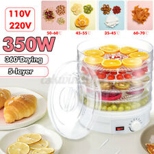 5-layer Food Dehydrator Height Fruit Dryer Machine Adjustable Fruit Dryer