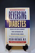 Reversing Diabetes by Julian M. Whitaker Paperback