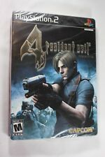 Resident Evil 4 Premium Edition (Playstation 2 ps2) NEW Factory Sealed Near Mint