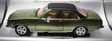 SCHUCO 1972-7 Opel Commodore GS (Green) Coupe 1/43 Scale Diecast Model NEW RARE!