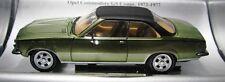 SCHUCO 1972-7 Opel Commodore GS (Green) Coupe 1/43 Scale Diecast Model NEW RARE!