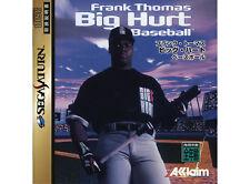 # Sega Saturn-Big Hurt Baseball (JAP/jp import) - TOP #