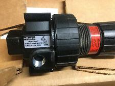"Parker 06R218AC 3/8"" air regulator with gauge"