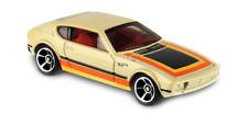 Hot Wheels Yellow Volkswagen SP2 1:64 Diecast Kids Model Toy Car 119/250