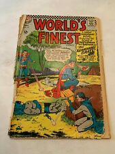 1966 World's Finest Number 157 DC Comic Book