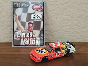 1987 #17 Darrell Waltrip Tide Martinsville Win 1/64 Action NASCAR Diecast Loose