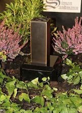 Grabvase aus Bronze   Grabschmuck   Grablape   Grablicht   Grab   Vase ->NEU<-