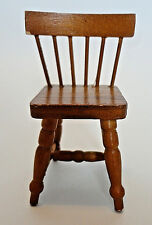 Doll House Furniture {Used} Vintage Look Dining Chair