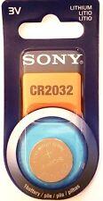Pile bouton lithium CR 2032 220 mAh 3 V Sony 2 pcs