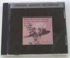 Nuevo My Fair Lady Shelly Manne Móvil Fidelidad Sound Laboratorio Audiófilo CD
