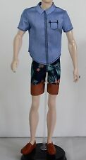 new original shirt shorts sneakers Ken doll clothes accessories Barbie doll