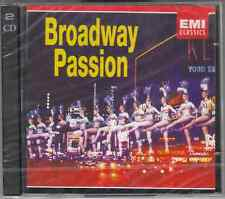 BROADWAY PASSION - 2 CD