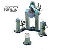 LEGO SUPER HEROES DC COMIC BATTLE OF ATLANTIS Ref 76085 MINIFIGURAS NO INCLUIDAS