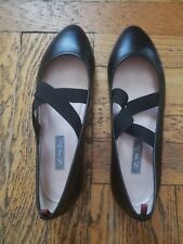 SJP by Sarah Jessica Parker Matinee Ballet Flat Shoes Size 38/US 7.5 Made In...