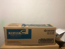 Genuine Kyocera Original Toner Cartridge TK857C