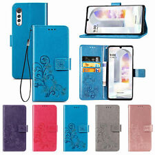 Magnetic Leather Wallet Card Slot Case Cover For LG/NOKIA/Various mobile phones
