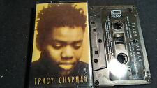 Tracy Chapman Same 1st Mc Tape Made IN New Zealand RAR
