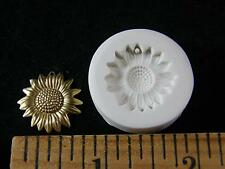 Sun Flower (Small) Polymer Clay Mold (#MD1442)