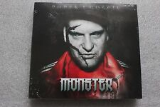 Popek - Monster - POLISH HIP HOP NEW & SEALED
