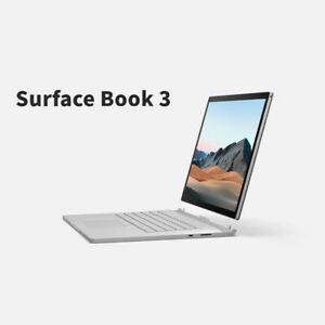 "New Microsoft Surface Book 3 13.5"" 1TB i7-1065G7 1.3GHz 32GB GTX 1650 Laptop"