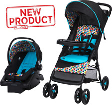 Baby Infant Stroller Car Seat Outdoor Travel Combo Lightweight Safety Comfort