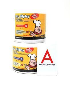 Silplay 184/30 Prochima Gomma siliconica stampi alimentari 1 kg cioccolato 28