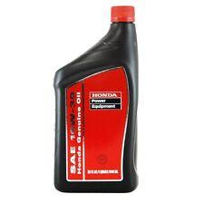 Honda OEM SAE 10W-30 Motor Oil 08207-10W30