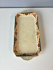 Royal Staffordshire A J Wilkinson Ltd Honeyglaze Sandwich Plate