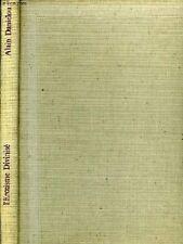 L'EROTISME DIVINISE [Hardcover] Alain Daniélou