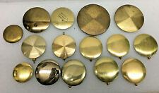 Vintage Clock Pendulum Bobs For Parts