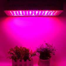 1X 1000W Led Hydroponics Grow Light Bloom Plant Panel Full Spectrum Veg Growing