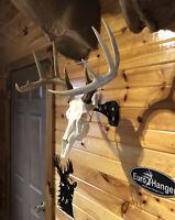 European Skull Mount Hanger *The EuroHanger XL*  Deer Skull Hanger