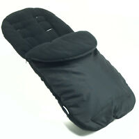 Footmuff / Cosy Toes Compatible with Maclaren Techno XT/ Quest / XLR / Volo B...