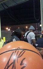 AMARE STOUDEMIRE MIAMI HEAT AUTO NBA REPLICA GAME BALL EXACT PIC PROOF NY KMICKS